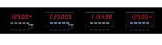 PAXI0030PAX, PAXD0000, PAXS0100,... Pax Panel Meters - RedLion Viet Nam