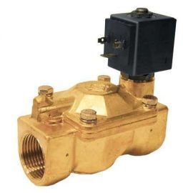 SV6100A Series - LEAD-FREE BRASS 2-Way Solenoid Valves