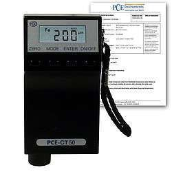 PCE-CT 50-ICA incl  Thickness Gauge. ISO Calibration Certificate   PCE Viet Nam