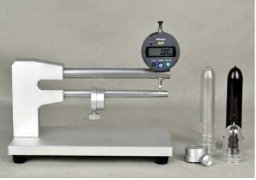 PTG-A, PTG-D - Thiết bị đo độ dày phôi chai PTG-A, PTG-D