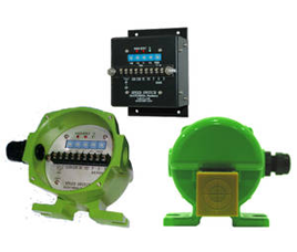 Thiết bị kiểm soát tốc độ băng tải model ESPB 030, ESPB 041, ASTC 041, TL N20ME1