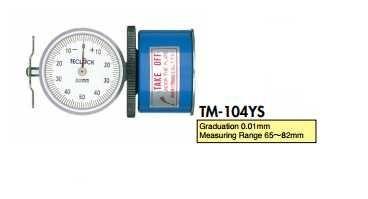 TM-104YS TM-106YS CSDG-A    Dụng cụ đo độ lệch của trục