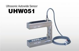 UHW051 Cảm biến canh biên siêu âm, quan sát rộng Nireco