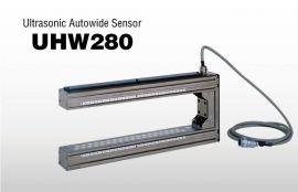 UHW280 Nireco Cảm biến canh biên siêu âm, dải kiểm soát rộng