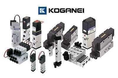 nhà phân phối thiết bị Valve KOGANEI