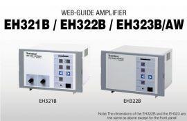 EH321B / EH322B - Webguide Amplifier EH321B / EH322B