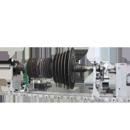 Máy cân bằng với trục ngang 10000 đến 60000 Kg hãng cemb