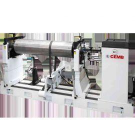 Z750-G-TC, Z8000-G-TC  Máy cân bằng với trục ngang 500 đến 10000 Kg