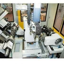 ZBK100-T-CENTR-DIN, Máy cân bằng trục cơ