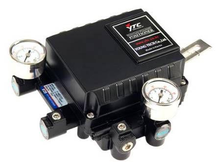 yt 1200l, yt1200r rotork youngtech bộ điều khiển vị trí tuyến tính của van bằng khí nén